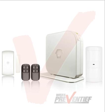 Draadloos Alarmsysteem Chuango G3 Met Sms Functie