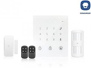 Draadloos GSM Alarmsysteem G02 GO2 Chuango
