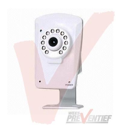 P2P Ip Indoor Bewakingscamera Met Infrarood