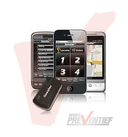 Portable Gps Tracker Speciaal Voor Uw Smartphone