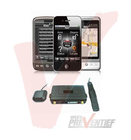 Inbouw Gps Tracker Speciaal Ontwikkeld Voor Uw Smartphone