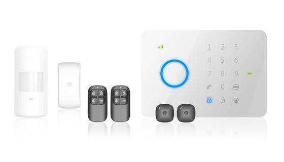 Draadloos Alarmsysteem Chuango G5 Met Sms Functie
