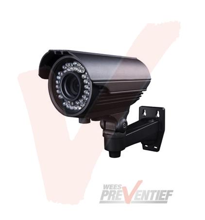 Bewakingscamera Nachtzicht Weatherproof Zoomlens