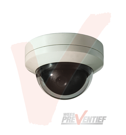Vandaalbestendige Mini Dome Camera