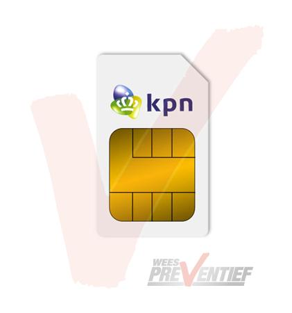 Kpn Prepaid Simkaart