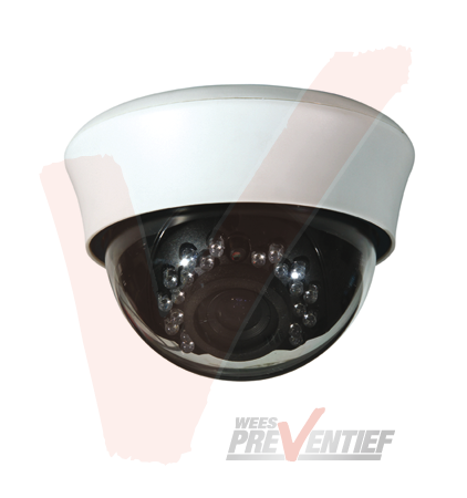 Dome Camera Met Nachtzicht Zoomlens