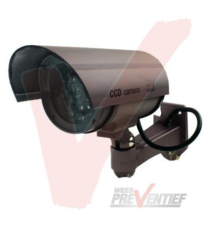 Dummy CCTV Bewakingscamera Met Muurbeugel