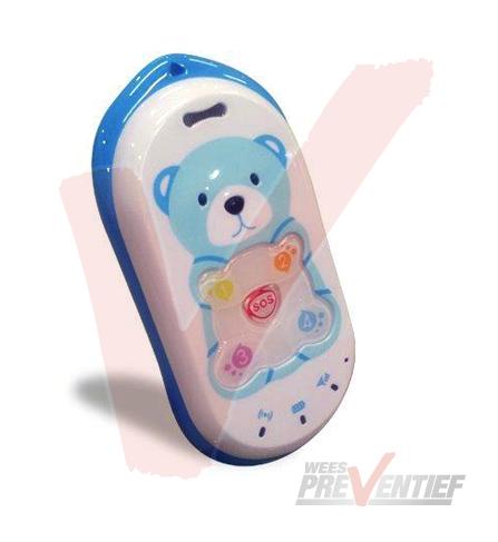Mobiele Telefoon Speciaal Voor Kinderen Met Ingebouwde Gps Tracker