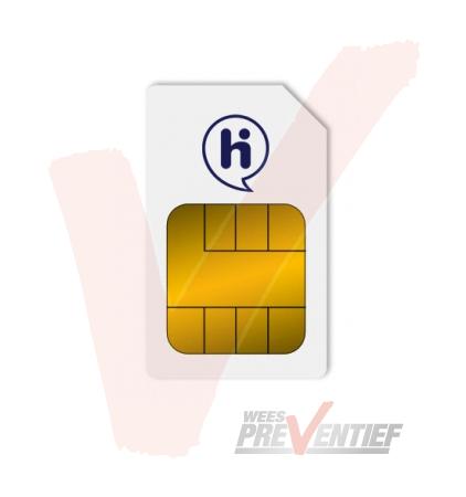 Hi Prepaid Simkaart